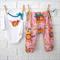 Bohemian Baby Girl Harems - pants, winter, pink, turquoise, boho