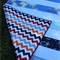 Out To Sea Baby Cot Quilt