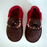 Baby Toddler Suede & Sheepskin slippers or shoes