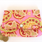 Coin or cosmetics purse - Free post in Oz!  Pink Amy Butler print.