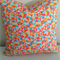 'Seeing Stars' geometric cushion cover