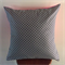 Aztec Mexican Art Deco Geometric Cushion Cover with Neon Pink back 50cm X 50cm