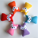 Fox Rattle Pick A Colour