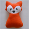 Orange Fox Rattle