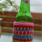 Crocheted Stubbie Cooler/Bottle Cosy/Koozie