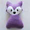 Purple Fox Rattle