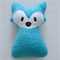 Blue Fox Rattle