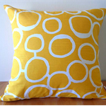 Freehand Geometric Cushion