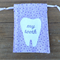 Purple - my tooth Bag