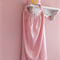 Light Pink - Girls Cape and Crown Set