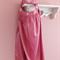 Dark Pink - Girls Cape and Crown Set