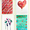 Collection 2 - Motivational Art 4x6 Prints, Inspiration, Love heart & Ink Flower
