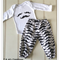 Size 1 - Boys Harem Pants with matching applique Onsie