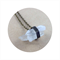 CLOSING DOWN SALE Raw Crystal Clear Quartz Cluster Bronze Pendant Necklace