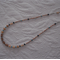 Bone & Wood Beaded Necklace
