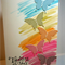 Colourful Butterflies Card