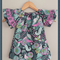 Betsy Dress, Peasant Dress in Size 1-3