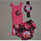 Fuschia Blooms 