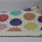 Baby Blanket | Crochet Wool Hexie | Pram Cot | Multi Colour | Made to Order