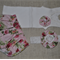 Rose Garden Bloomer, Singlet and Headband Set
