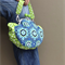 Oversize Frame Purse: