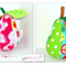 1x Pear Pin Cushion