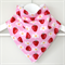 BUY 3 GET 4th FREE Strawberry Bandana Dribble Bib