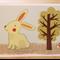 Woodland Rabbit Card