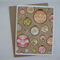 Embroidery Hoops - A2 Blank Greeting Card & Envelope
