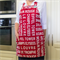 Moulin Rouge Full Apron - lined retro apron with pocket - BBQ or kitchen apron