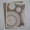 Homespun - A2 Blank Greeting Card & Envelope