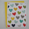 Language of Love - A2 Blank Greeting Card & Envelope