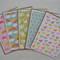 Pack of 5 - Blank Greeting Cards & Envelopes