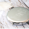 Mother's Day or Birthday Compact Mirror - World's best mum