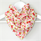 BUY 3 GET 4th FREE Blossoms Bandana Dribble Bib