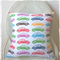 Volkswagen VW Beetle - Modern Tea Towel Cushion Cover 16"