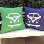 Cushion Kombi - Various Colours