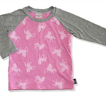 SIZE 2 Horsey Long sleeve Tee