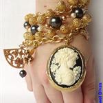 """""""CONTESSA CHRISTIANE"""" bracelet"""