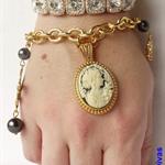 """""""CONTESSA ANASTACIA """" bracelet stack"""