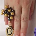 """""""CONTESSA GABRIELLA"""" ring"""