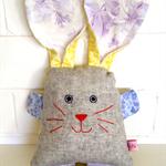 Sir Hopalot scrap bunny