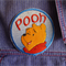 Winnie the Pooh iron on patch