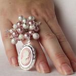 """""""PRINCESS SYBELLA"""" ring"""