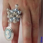 """EMPRESS OCTAVIA"" ring"