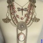 """PRINCESS SABINE"" royale necklace"