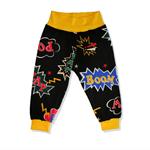 SIZE 00 Baby Pow Superhero Banded Pants
