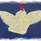 Free Standing Lace Embroidery (FSL) Angel 3 *please choose preferred colours*