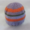 Multi-Coloured Baby Wool  Beanie