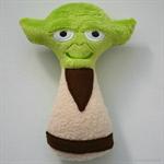 Yoda Rattle Toy